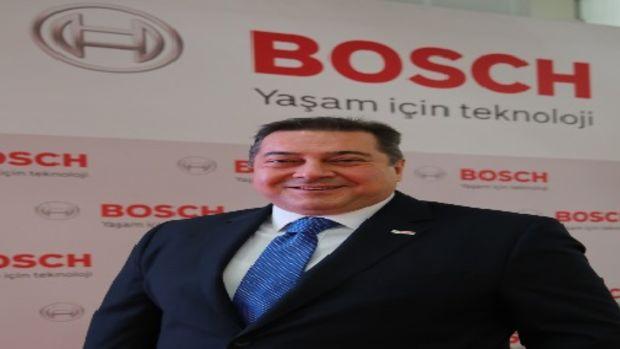 Bosch'tan Türkiye'ye 200 milyon avro yatırım!