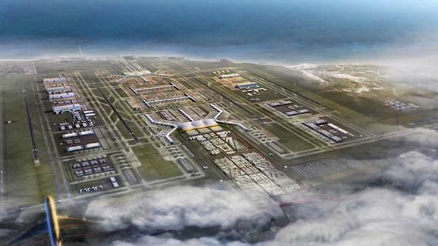3.Havalimanı Türkiye'yi  dünyanın sağlık üssü yapacak!