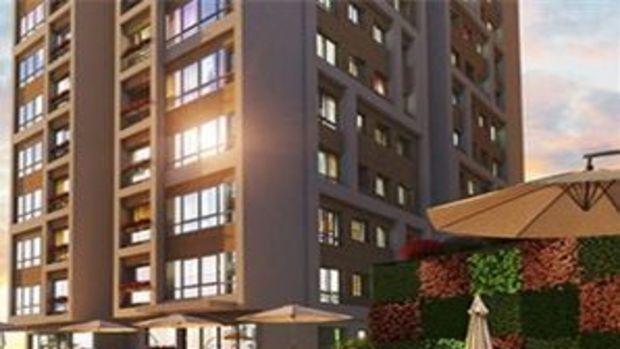 Lokum Rezidans daire fiyatları! 177 bin TL'ye 1+1!