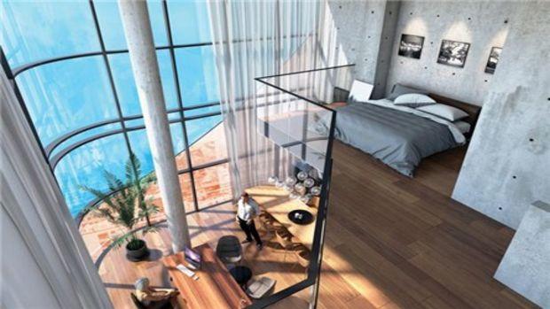 Loft UP/7.60 Ümraniye daire fiyatları 715 bin TL'den başlıyor!
