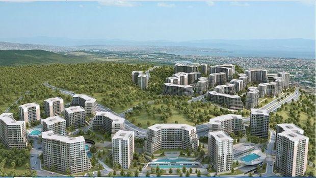 Evora İstanbul  'da  154 bin 300 TL'ye hemen teslim daire!
