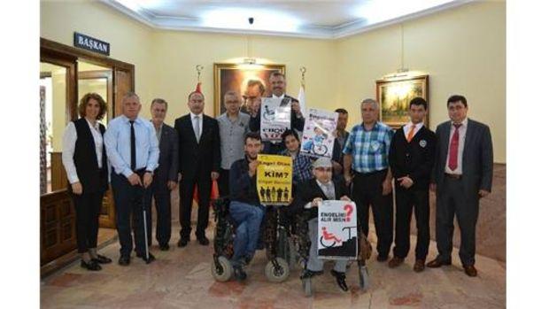 Bursa Karacabey engelliler için sosyal merkez projesi!