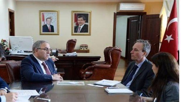 Dünya Bankası Türkiye Direktörü Raiserden TOKİye ziyaret!