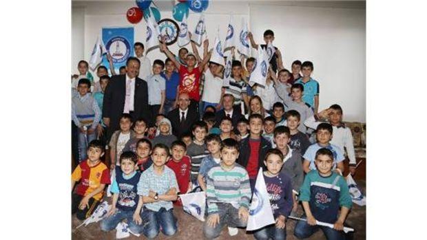Gaziantep Şehit Cevdet Özdemir Sosyal Tesisi açıldı!