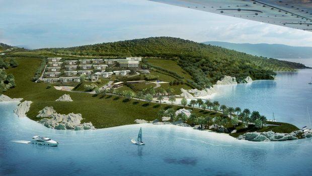 Mila's Daphne Peninsula Bodrum satılık! Minimum 545 bin dolar!