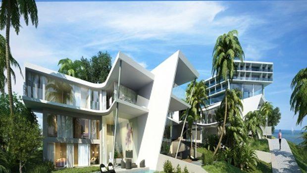 Bodrum Milas Daphne 'de 545 bin dolara denize sıfır villa!