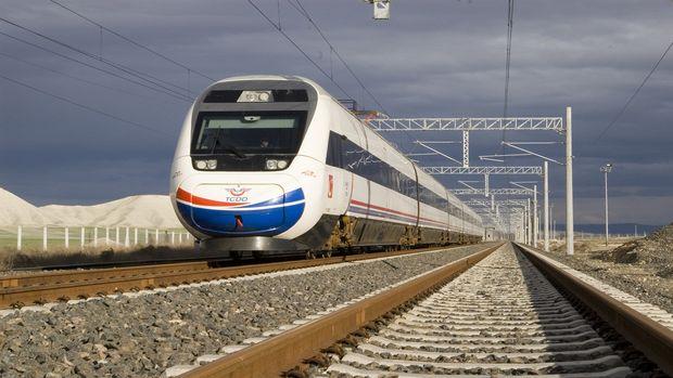 Hızlı tren Irak sınır kapısına kadar gidiyor!