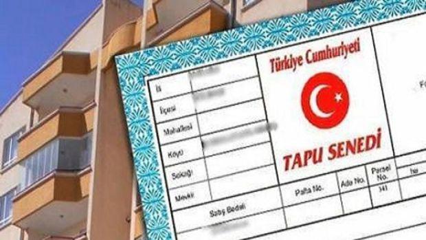 Tapu'da yeni dönem başlıyor!