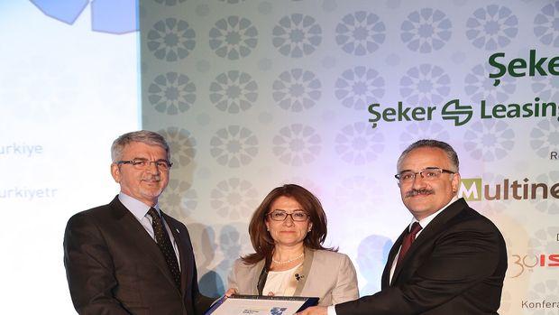 Çilek'e, Bursa'ya değer katan marka ödülü!