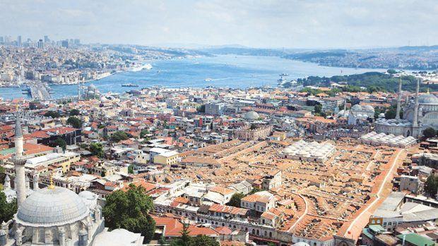 İstanbul'un bu ilçesi Manhattan ile yarışıyor!