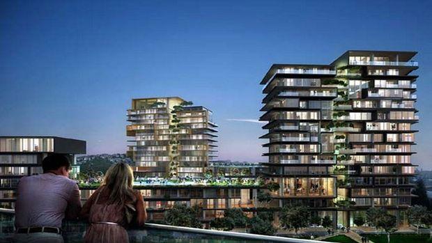 İş GYO Nef Topkapı daire fiyatları 320 bin TL'den başlıyor!
