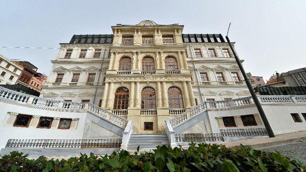 Abdulhamit Han'ın 158 Yıllık Belediye Binası yenilendi!