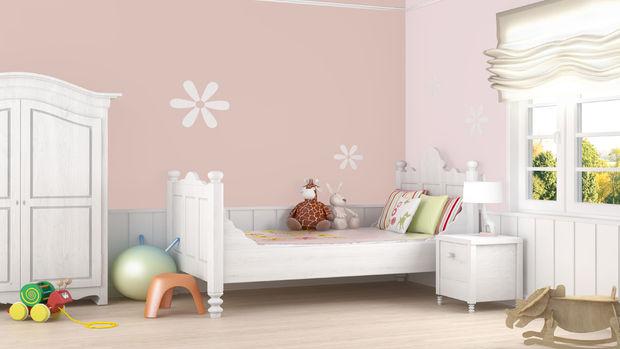 DYO'dan bebek ve çocuk odalarına özel boyalar!