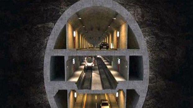 3 katlı tünel projesi için bakanlıktan flash karar!