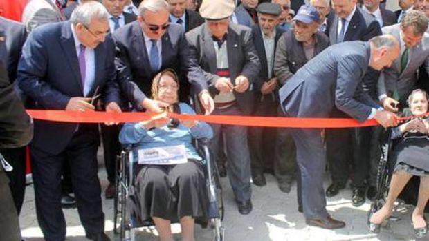 Müezzinoğlu Yenişehir Huzurevini hizmete açtı!
