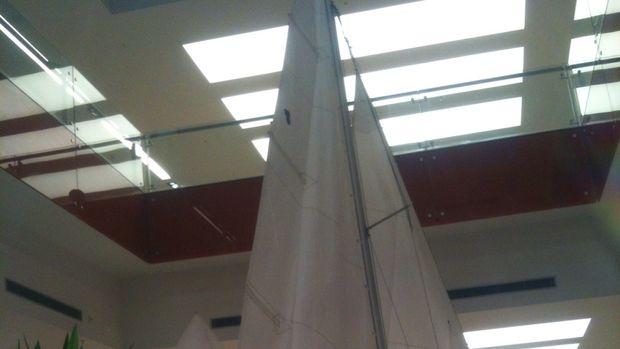ANKAmall'da yelkenliler görücüye çıktı!