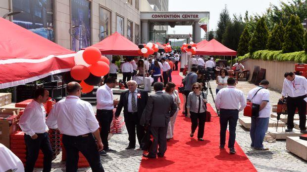 Hilti Türkiye Fuarı'nda 'Daha Hesaplısı Yok'!