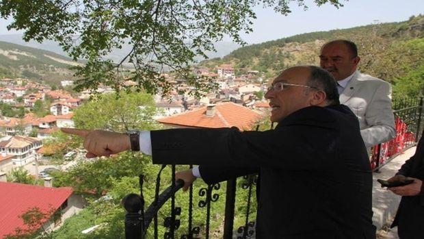 Şirin Osmanlı Kasabaları turizme kazandırılıyor!