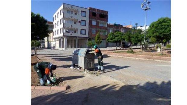 Kilis Belediyesi çalışmaları hız verdi!
