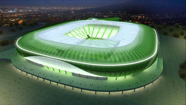 Timsah Arenadan İstanbula 15 dakika!