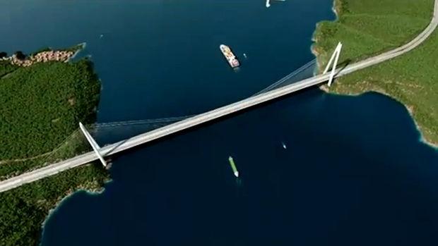 Ak Parti Milletvekili Adayları, 3. köprüde incelemelerde bulundu!