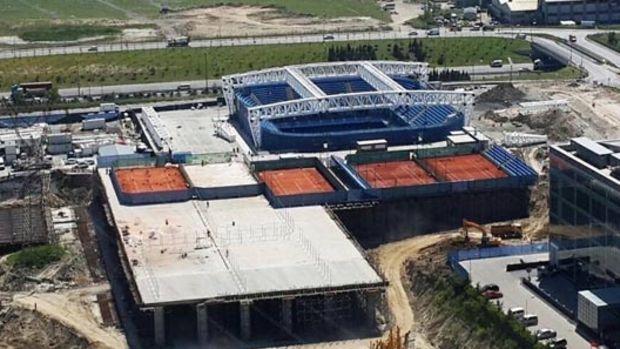 Garanti Koza Arenanın çatısı kapanıyor!