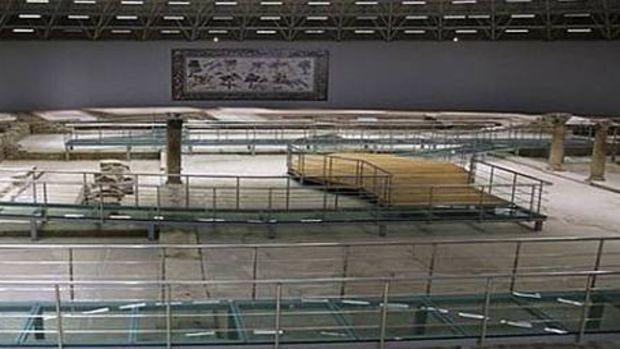Türkiye'nin en büyük müze kompleksi açılışa hazır!