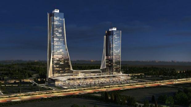 Elmar Towers daire fiyatları! Minimum 197 bin TL'den başlıyor!