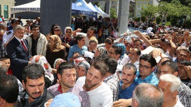 """Gaziantep Mavikent Konutları""""na rekor başvuru!"""