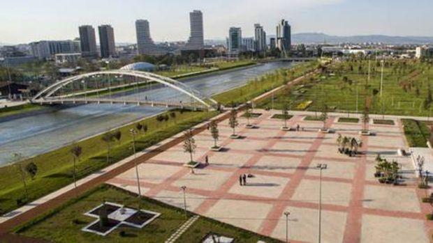 Bursa Hüdavendigar Kent Parkı açıldı!