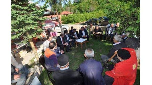 Trabzon Ortahisar Belediye Başkanı Genç, köy evleri projesini anlattı!