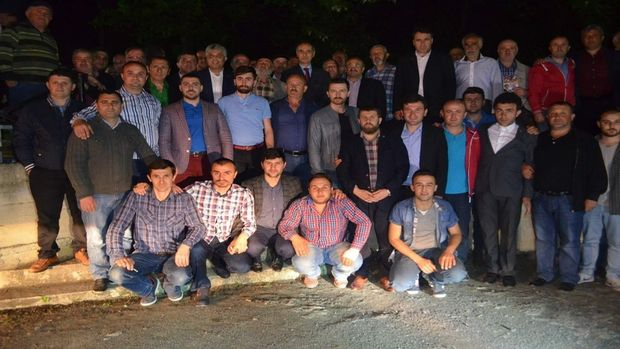 Ak Parti Trabzon Milletvekili Adayı Adnan Günnar Şalpazarını gezdi!