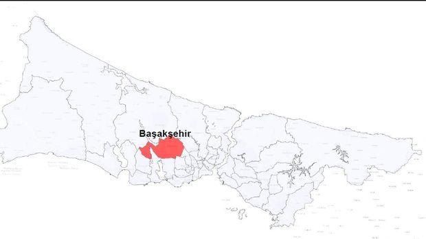 Başakşehir'in 1/5000 ve 1/1000'lik planları hazır!