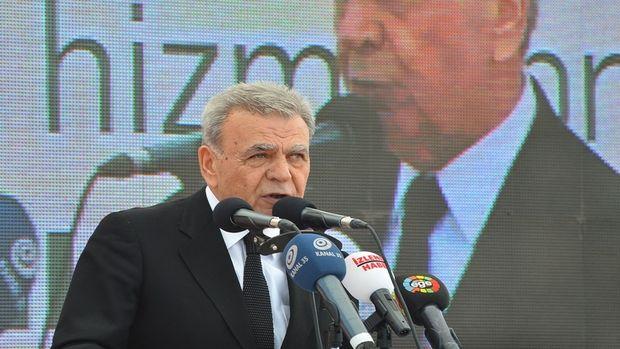 İzmir Sarnıç Çok Amaçlı Spor Salonu'nun temeli atıldı!