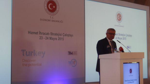 Türkiye'nin hizmet ihracatı 50,3 milyar dolara ulaştı!