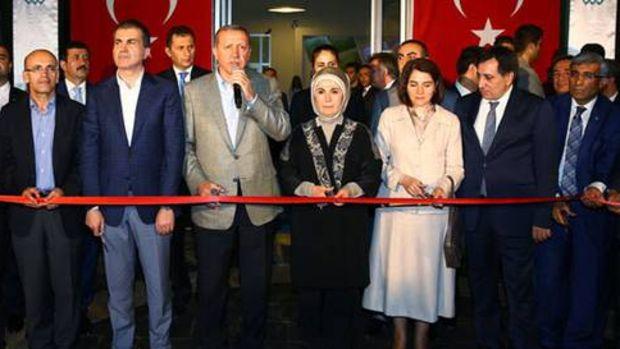 Erdoğan Şanlıurfa'da toplu açılış yaptı!
