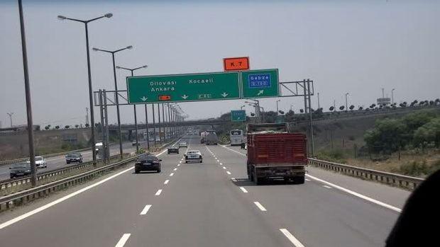 Ankara-İstanbul Otoyolu Lojistik Köprülü Kavşağı açılış töreni!