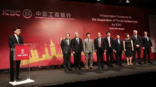 ICBC: Tekstilbank Avrasyalı olma stratejilerini izleyecek!