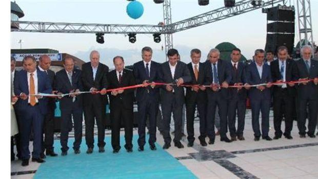 Elazığ'da bölgenin en büyük kültür ve yaşam merkezi açıldı!