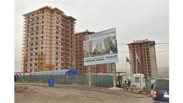 Yükseltepe kentsel dönüşüm projesine ilgi büyük!