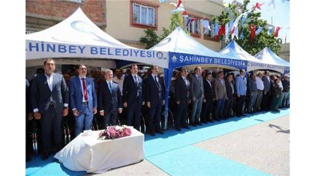 İstiklal Mahallesine Pazar Yeri ve Sosyal Tesis açıldı!