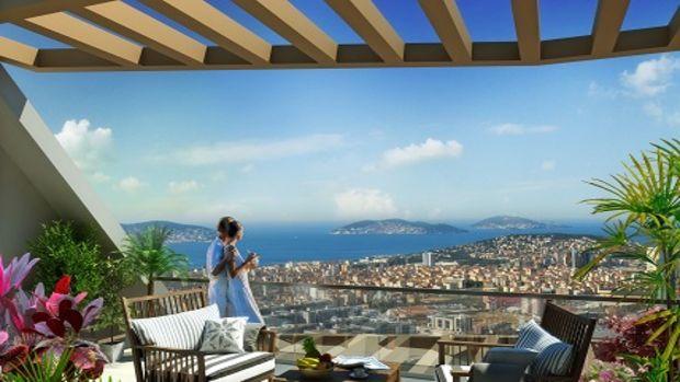 Çukurova Kent Yapı'dan Kartal'da yeni proje! Çukurova Balkon!