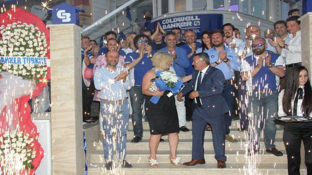 Coldwell Banker Türkiye, Ankara, İstanbul ve İzmir maviye boyuyor!