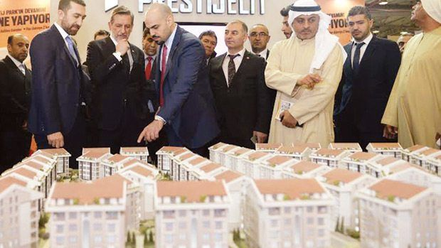 Suudilerden bu ile 100 milyon dolarlık gayrimenkul yatırımı!