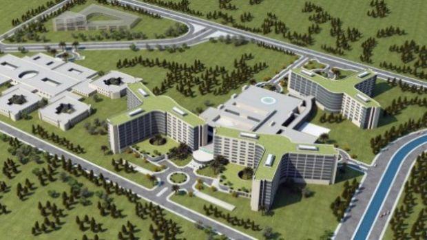 Rönesans Sağlık Yatırım'dan Yozgat'a dev proje!