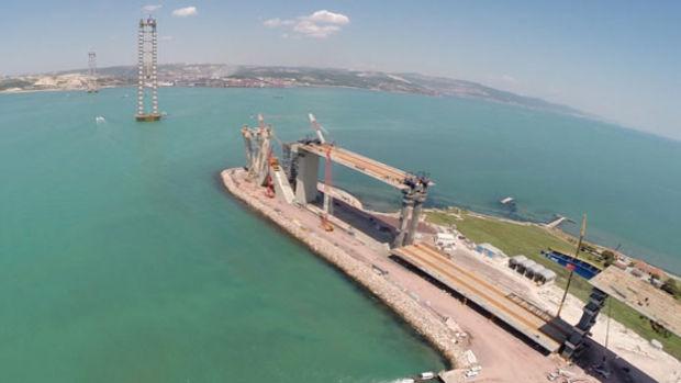 Körfez Köprüsü yılda 650 milyon dolar tasarruf sağlayacak!