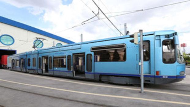 Kayseri Büyükşehir Belediyesi, Gaziantepten 8 tramvay kiraladı!