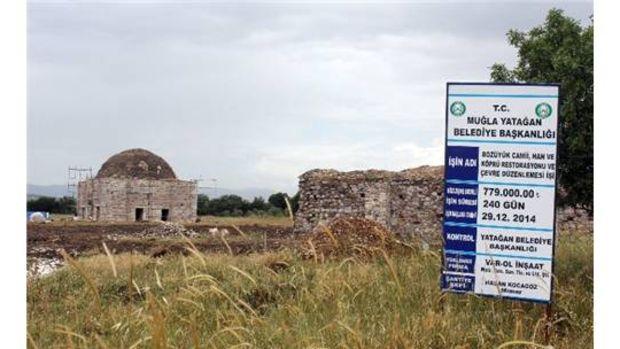 Kanuninin Rodos Yolu Kültür Turizmine kazandırılıyor!