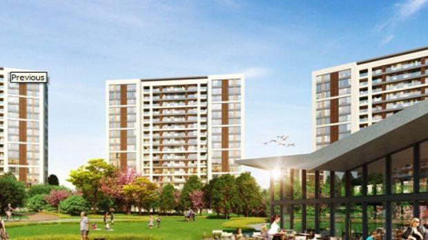 5. Levent daire fiyatları 386 bin TL'den başlıyor!