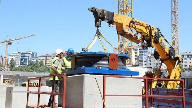 Okmeydanı Hastanesi inşaatında son durum!